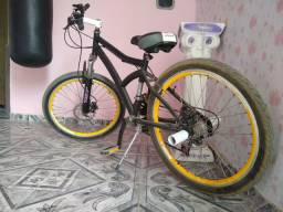 Bicicleta aro 24 V/T  em Celular