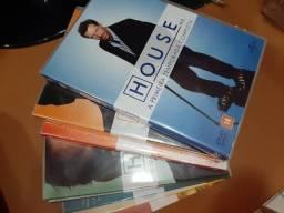 Box -Coleção Completa Dr. House