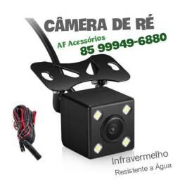 Camera Ré Veicular Automotiva Hd Infravermelho Visão Noturna Entrega Grátis