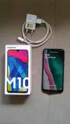 Samsung Galaxy M10 com NOTA FISCAL