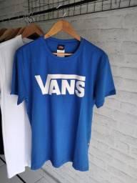 Camisa Vans Azul R$65