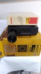 Projetor De Slides Kodak 850h - Na Caixa Original - Leia
