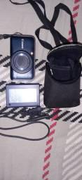 Câmera digital canon