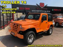 Troller T-4 3.0 4x4 (n Suzuki Jeep Cross Willys Pajero)