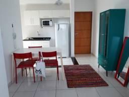 Apartamento com móveis para alugar no Residencial Villa Sunset, Sorocaba- SP