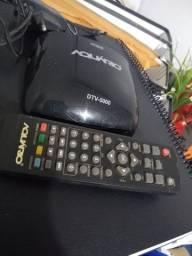 Conversor e Gravador Digital Full HD Aquário