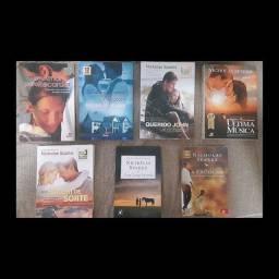 7 livros do Nicholas Sparks