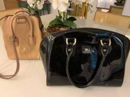 Bolsa pequena e bolsa grande à venda