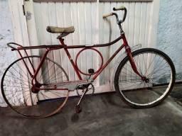 Bicicleta Monark Barra Dupla Circular