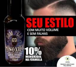 Tônico capilar minoxidil  10%