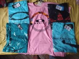 Camisas, Oakley, Nike entre outras