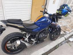 Moto cb500 f 2018