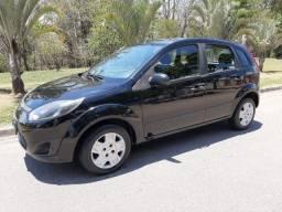 Fiesta Hatch 1.0 8V Flex 2011 c/Direção Hidráulica Impecável 80.000Km l!!! Estudo trocas