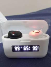 Fone Bluetooth F9 TWS C/ Carregador Portátil