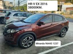 HR-V EX 2016 38000KM Miranda