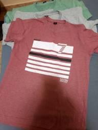 Camisetas tam M