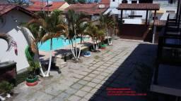 PC432 Linda Casa Duplex 2 Qtos com Varanda, mobiliada em Iguaba