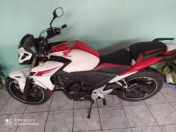 Honda CB500F 2014