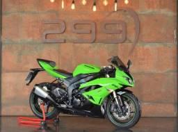 Kawasaki Ninja ZX-6R 2010 com 63.677Kms