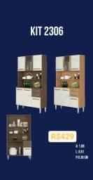 Kit armário p/ cozinha