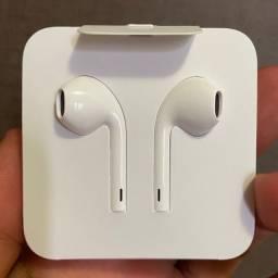Fones de ouvido Apple EarPods NOVOS e ORIGINAIS