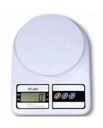 Balança Eletrônica Digital<br>Medida de peso a partir de 1 grama.