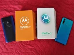 Moto E6 Plus e Moto G8 Power Lite