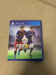 FIFA 16 //PS4//APENAS 35