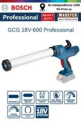 Título do anúncio: Bosch Pistola de Calafetagem 18V sem Bateria e Carregador GCG 18V-600