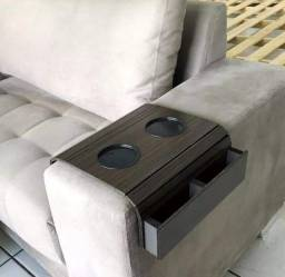 Porta copos para sofá (par) IPATINGA