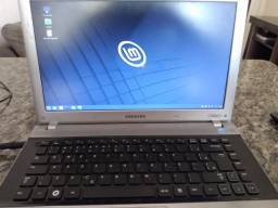 Notebook Samsung RAV420 - Defeito teclado