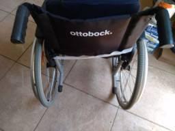 Cadeira de rodas Ottobock.