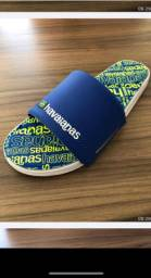 Sandália slide Havaianas
