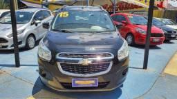 Chevrolet spin lt 1.8 flex câmbio manual 2015 único dono