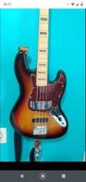 Contrabaixo jazz bass SX SJB75