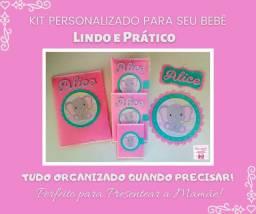 Aproveite! Kits Personalizados Para Seu Bebê!