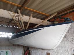 Barco Levefort 4,30 m.