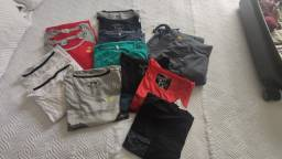 Lote de roupas Masculinas NOVAs