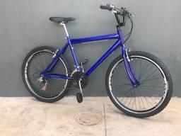 Bicicleta ideal para ir trabalhar bike nova com nota no nome do cliente