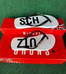 Sandálias linha premium / entrega grátis
