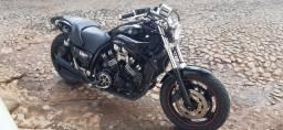 Moto vmx 1200 cilindradas