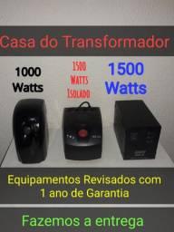 Estabilizadores e Auto-Transformadores Vendas e Manutenção.
