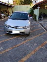 New Civic 2007 Automatico - Flex - EXS - Abaixo da tabela R$ 3.000,00 - somente venda