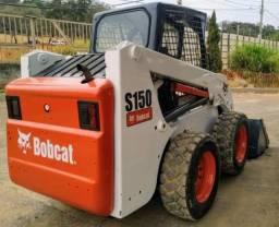 Mini carregadeira Bobcat S150