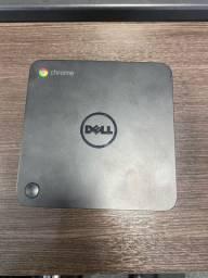 Mini computador Dell chrome