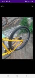 Bike usada , andando perfeita