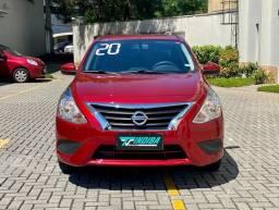 Nissan Versa 2020 49.900 Entrada+parcelas de 1.100