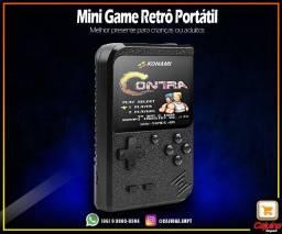 Mini Game Retrô Portátil com 400 Jogos t23sd10sd20