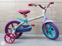 Bicicleta infantil CALOI CECIZINHA aro 12