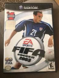 FIFA Soccer 2003 Nintendo GameCube Wii